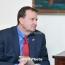 U.S. envoy visits Finance Ministry's IT Infrastructure Development division