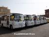 Նավասարդյան. Տրանսպորտի ուղևարձը չի բարձրանա, կգործեն մոտ 250 նոր ավտոբուս և միկրոավտոբուս