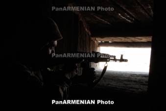 Ceasefire violations: 17,500 shots fired by Azeri armed forces