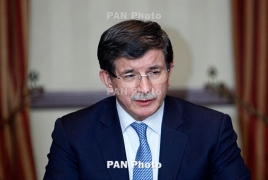 Davutoglu: Azeri borders safe as long as Baku has Turkey's support