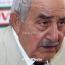 Prominent Armenian benefactor Vahak Hovnanian dies at 81