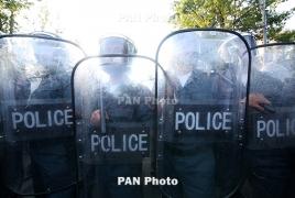 «Ոչ թալանին»-ը կվերսկսի բողոքի ակցիաները Բաղրամյանում. 5 ցուցարար բերման է ենթարկվել