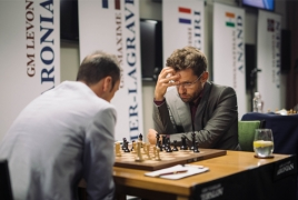GM Levon Aronian wins Sinquefield Cup in St. Louis