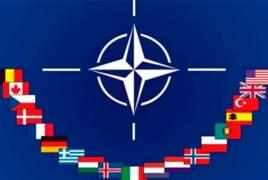 NATO opens military headquarters in Lithuania's Vilnius