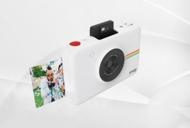 Polaroid's latest instant camera prints photos without using ink