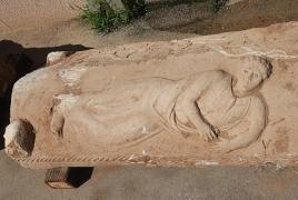 В Израиле обнаружен римский саркофаг возрастом в 1800 лет