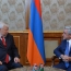Armenian President meets with OSCE Chairman's representative