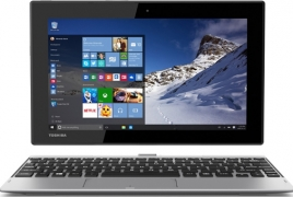 Toshiba launches ultra-compact Satellite Click convertible laptop