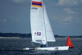 Armenian sailors win Tornado Open World Championship in France