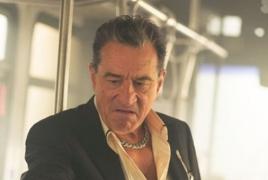 Robert De Niro as gangster pope in