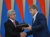 Президент Армении: Праздник независимости является заветным и светлым, таким, как и поколение независимости