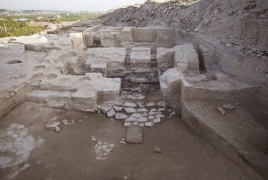 5,000-year-old throne unearthed in Turkey