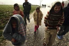 Парламент Венгрии разрешил применять нелетальное оружие, чтобы «урезонить» мигрантов