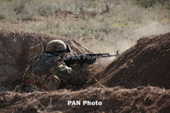 60.000 shots fired in Azeri ceasefire violations throughout September