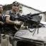 Сирийская армия при поддержке российской авиации начала широкомасштабное наступление на позиции террористов