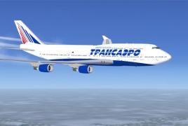 «Трансаэро», среди других, отменила рейс Ереван-Москва: Власти Армении могут помочь клиентам вернуть деньги за билеты