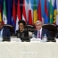 Yerevan hosts Foreign Ministers' Francophonie conference