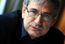Nobel laureate Orhan Pamuk says Turkey collapsing at Erdogan's hands