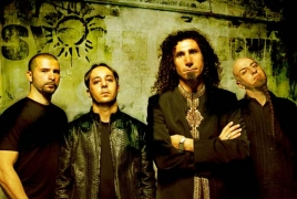 System of a Down to receive arts award for raising Genocide awareness