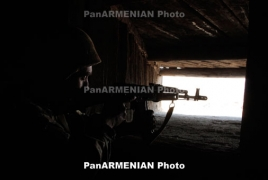 120 ceasefire violations by Azerbaijani troops registered overnight