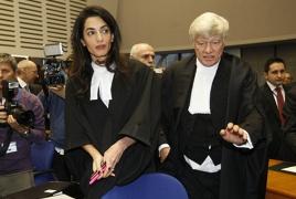 Փաստաբաններ Ռոբերթսոն և Քլունի. ՄԻԵԴ-ի դատավճիռը չի վիճարկում Ցեղասպանության փաստը