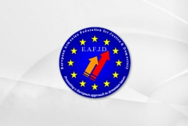 EAFJD urges Europe-based Turks to vote for HDP on November 1