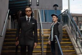 """Colin Firth's """"Kin..."""