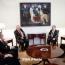Foreign Minister, OSCE Minsk Group Co-chairs talk Karabakh