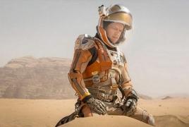 """Fox creates """"The Martian"""" virtual reality experience"""