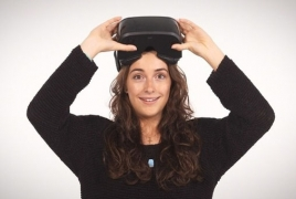 AuraVisor is a smartphone-free VR headset