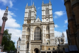 Westminster Abbey service to commemorate Genocide martyrs