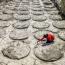 В ходе раскопок в Ване обнаружены урартские кувшины, служащие могилами для погребения