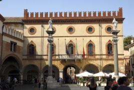 Italy's Ravenna recognizes Armenian Genocide