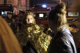 27 killed, 155 injured in Romania nightclub fire