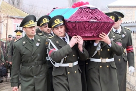 64 Azeri soldiers killed in 10 months of 2015: survey