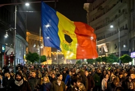 Romania's government resigns after nightclub fire protests
