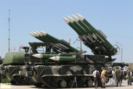 Russia sends missile systems to Syria: air force chief