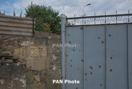 Azerbaijan shells Armenian border villages, no casualties reported