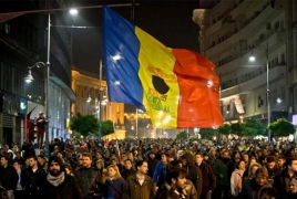 Romania protests enter 6th day amid increasing death toll from fire