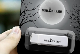 USB Killer secures your PC by electrocuting its USB port
