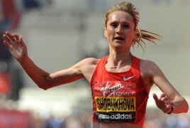 Int'l sports federation votes to ban Russia from athletics