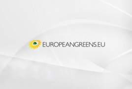 European Green Party adopts resolution on Armenian Genocide