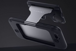 Kickstarter-funded accessory for iPhone doubles as VR viewer