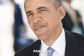 Օբամա. ՌԴ-ն և Իրանը պետք է որոշեն` աջակցել Ասադին, թե «պահպանել սիրիական պետությունը»