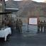 President visits Armenia's northeastern defense positions