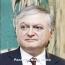 Глава МИД Армении надеется, что переговоры с ЕС по новому документу начнутся до конца года