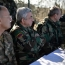 Armenian President visits Karabakh Defense Army units