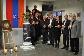Lithuania hosts events to mark Armenian Genocide centennial