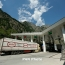 Թուրքական բեռնատարները ՌԴ տարածք անցնելու թույլտվության են սպասում ռուս-վրացական սահմանին