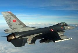 Թուրքական բանակը դադարեցրել է թռիչքները Սիրիայի տարածքում